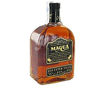 Magua Ron Dorado Extra Viejo Botella 70 Centilitros