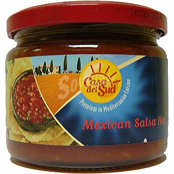 CASASUD Salsa mexicana hot Frasco 315 g