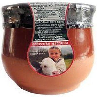 Bizkaia Esnea Cuajada de vaca Tarro 140 g