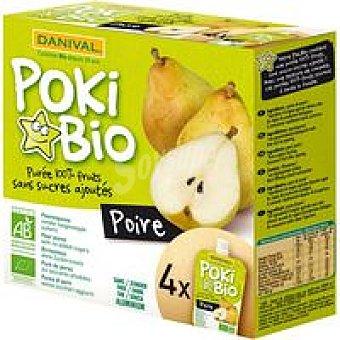 DANIVAL Poki de pera Pack 360