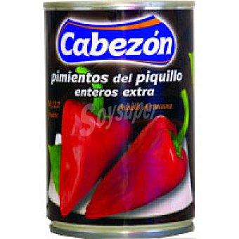 Cabezon Pimiento de piquillo entero ex. 18/22 piezas Lata 300 g