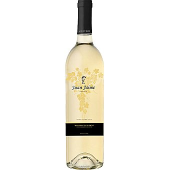 JUAN JAIME Vino blanco semidulce de Andalucia botella 75 cl Botella 75 cl