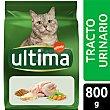 Alimento para gatos control tracto urinario Bolsa 800 gr Ultima Affinity