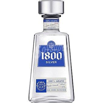 1800 Silver tequila reserva 100% ágave Botella 70 cl