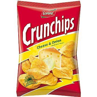 Crunchips Lorenz patatas fritas queso y cebolla 175 g