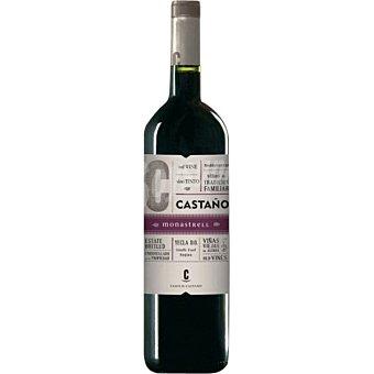 CASTAÑO Vino tinto Monastrel D.O. Yecla botella 75 cl 75 cl