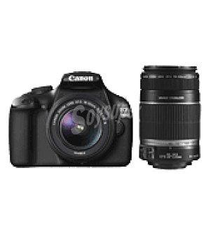 Canon Kit camara reflex EOS1100D 18 55/75, 300 canon Canon