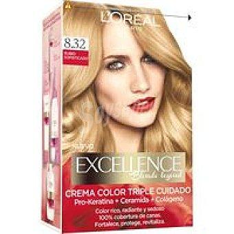 Excellence L'Oréal Paris Tinte capilar Blonde Legend nº 8.32 Rubio sofisticado