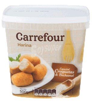 Carrefour Harina especial croquetas y bechamel 500 g