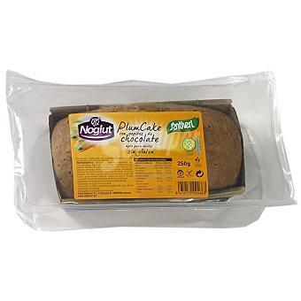 SANTIVERI NOGLUT Plum cake con pepitas de chocolate sin gluten Envase 250 g