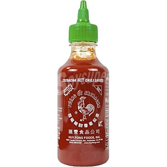 HUY FONG FOODS Sriracha salsa de chile envase 255 g envase 255 g