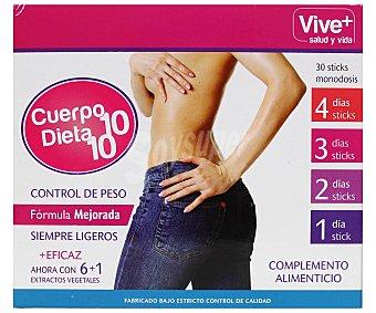 Viveplus Cuerpo 10 105 Gramos