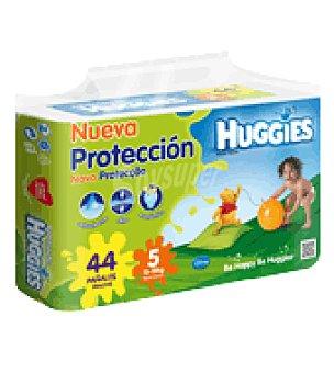 Huggies Pañal Mono Talla 5 (13-18kg) 44 ud