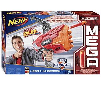 NERF Arco Lanzador Mega Thunderbow 1 Unidad