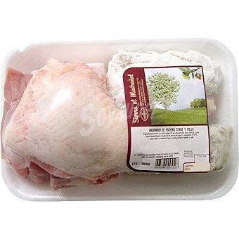 Embutidos Moreno Plaza Preparado para puchero con cerdo y pollo Bandeja 1250 kg