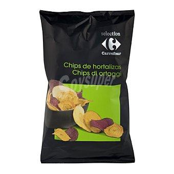 Carrefour Chips de hortalizas 100 g