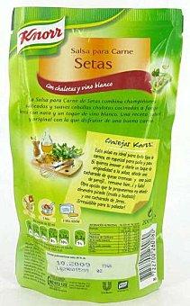 Knorr Salsa setas 200 ml