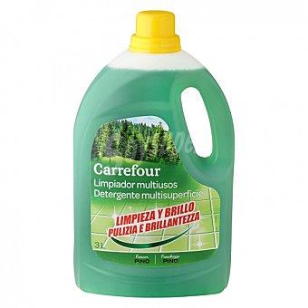 Carrefour Limpiahogar pino 3 L 3 l