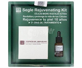 Segle rejuvenating Renovador celular + mascarilla caviar decontractora antiarrugas 15 Mililitros