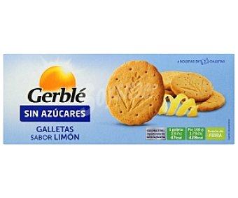 Gerblé Galleta Limón sin azúcar 132 Gramos
