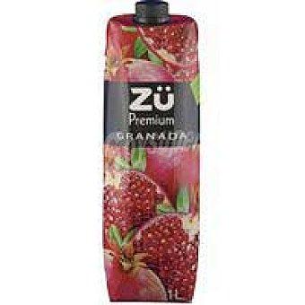 Zü Premium Granada ZÜ Botella 1 litro