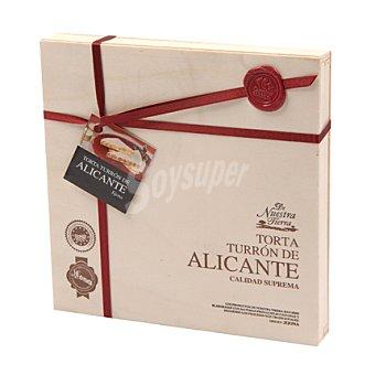 Carrefour Selección Torta Turrón de Alicante 200 g.