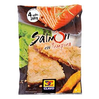 Clavo Filete de salmon en tempura Bolsa 260 gr