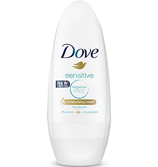 Dove Desodorante roll-on sensitive 50 ML