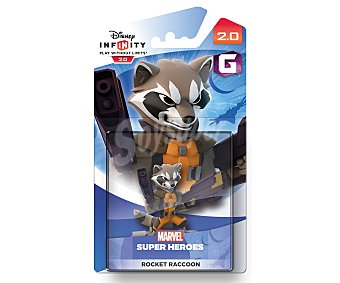 DISNEY Figura Los Guardianes de la Galaxia, Rocket Raccoon, Disney Infinity 2.0 1 Unidad
