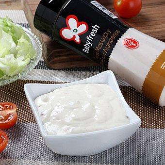 BABYFRESH Salsa de mostaza y miel con arándanos 250 ml