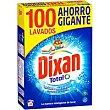 Detergente en polvo maleta 100 dosis Dixan