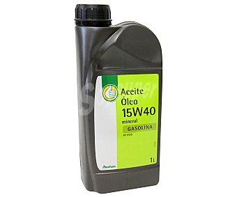 Productos Económicos Alcampo Aceite mineral para vehículos gasolina 1 Litro