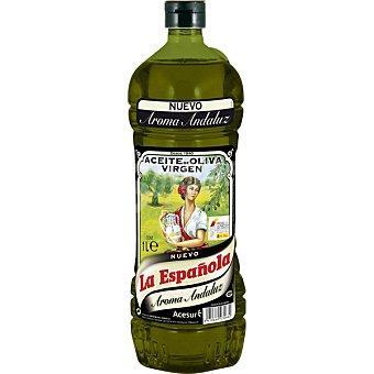 LA ESPAÑOLA Aceite de oliva virgen Aroma Andaluz  Botella 1 l