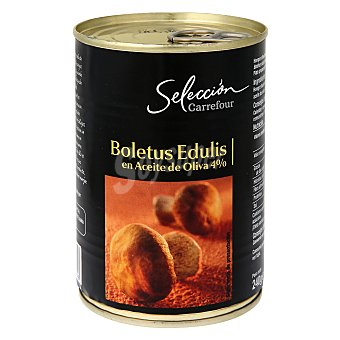 Carrefour Selección Boletus Edulis en aceite de oliva 230 g