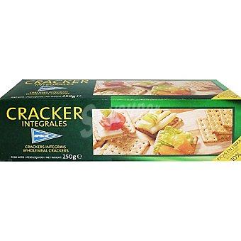 HIPERCOR Cracker integrales  estuche 250 g