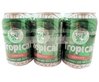 Tropical Cerveza 6x33cl