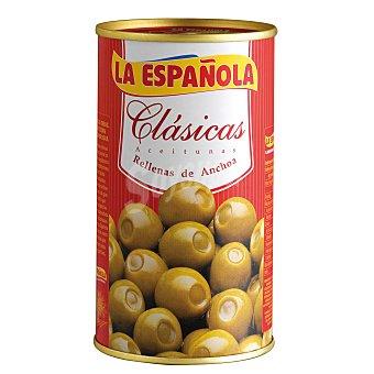 La Española Española aceitunas rellenas de anchoa lata 150 gr Lata 150 gr