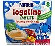 Iogilino Petit de frutas variadas Pack 4x100 g Nestlé
