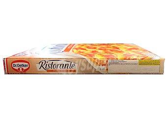 Ristorante Dr. Oetker Pizza Hawaii Estuche 355 gramos