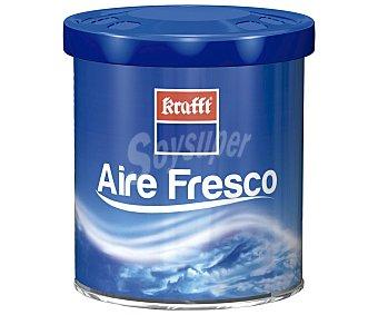 Krafft Ambientador en gel para coche, en envase de lata con dosificador y con olor a aire fresco krafft