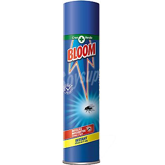 Bloom Insecticida volador para moscas y mosquitos Spray 750 ml