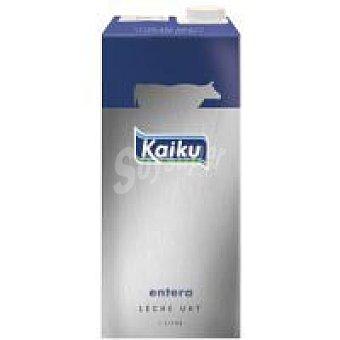 Kaiku Leche Entera Pack 6x1 litro