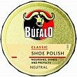 Crema incolora para búfalo Lata 75 ml Conservas Calzado