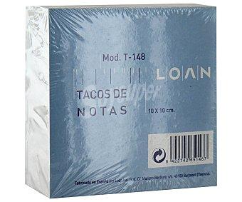 LOAN Taco Notas 500h  1u (500 hojas)
