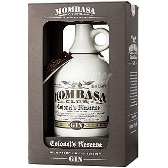 Mombasa Ginebra London dry colonel's reserve Botella 70 cl