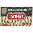 Sardinillas en aceite de oliva Javimar 120 g Javimar