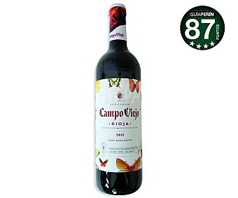 Campo Viejo Vino tinto ecológico con denominación de origen Rioja Botella de 75 centilitros