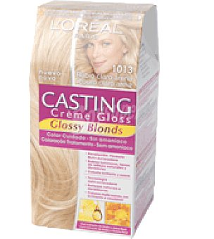 Casting Crème Gloss L'Oréal Paris Tinte Créme Gloss nº 1013 Rubio Claro Arena 1 ud
