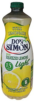 Don Simón Limonada natural Light Botella 1,5 l