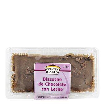 Bizcocho de chocolate con leche 350 G 350 g